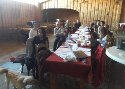 Eindrücke 3. Basis-Kommunikations-Seminar