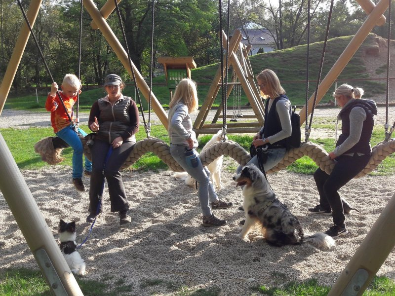 "Sondertraining ""Wildpark Ortenburg"""