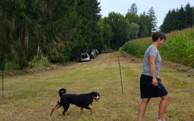 Roswitha und Nala (Swissydog)